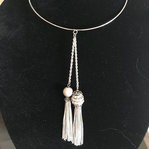 Jewelry - 🎉 Double Tassel Pendant Necklace